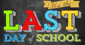 Last Day of School/Final Chapel